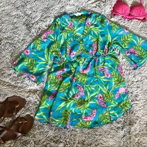 Swim suit cover up